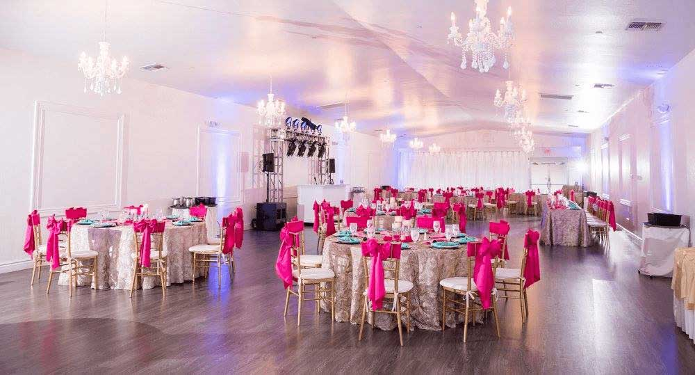 Quinceanera Reception Halls In Mesa Az Near Phoenix Tre Bella