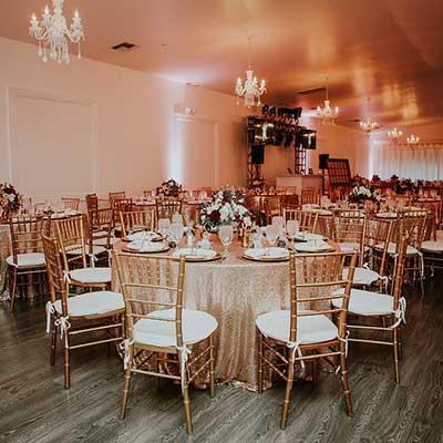 Wedding venues in arizona mesa az tre bella for Affordable wedding venues in az